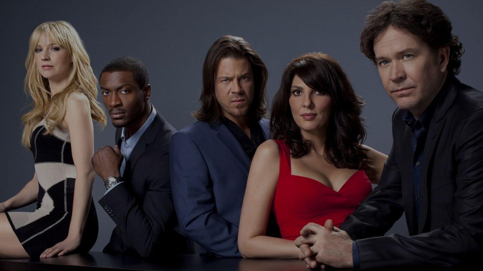 The Hit TNT Caper Series!