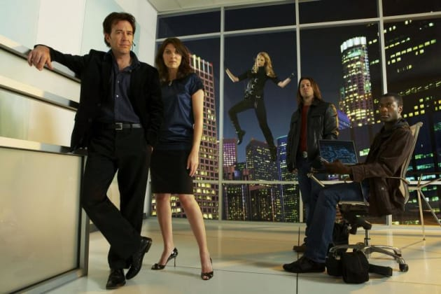 Finale of Leverage