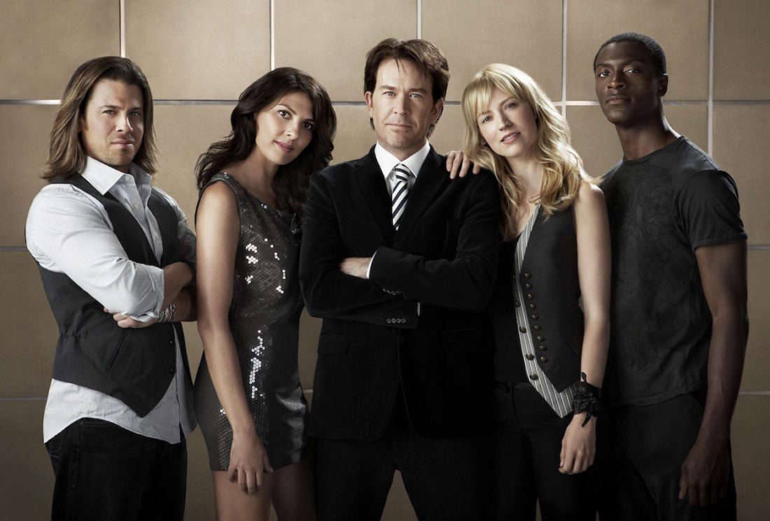 Characters of Leverage